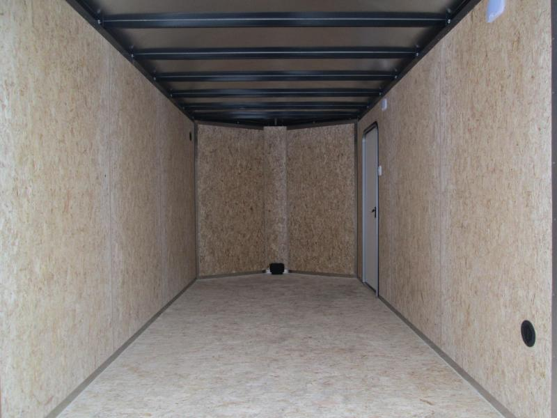2021 7x14+2 7K Legend Cyclone STV Enclosed Trailer. 317979