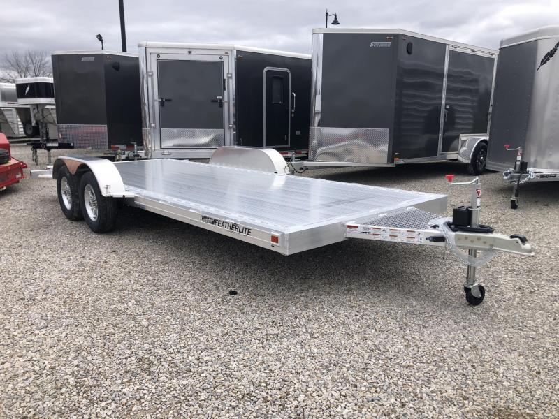 2020 18' Featherlite 3182 Car / Racing Trailer. 153813