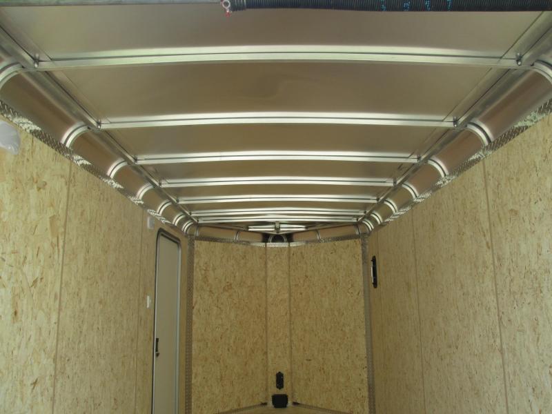 2022 7x14+V-Nose 7K Legend DVN Enclosed Cargo Trailer. 317261