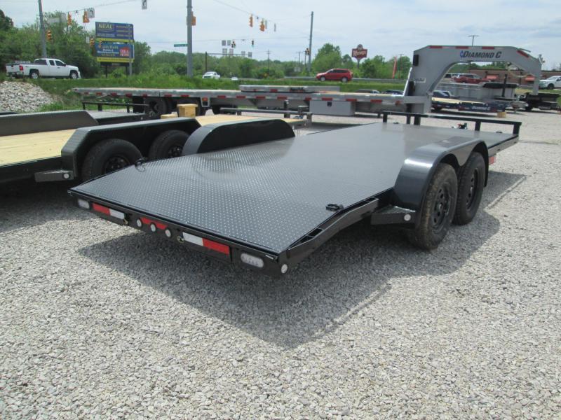 "2021 16'+2'x83"" 7K MAXXD C3M Car / Racing Trailer. 82985"