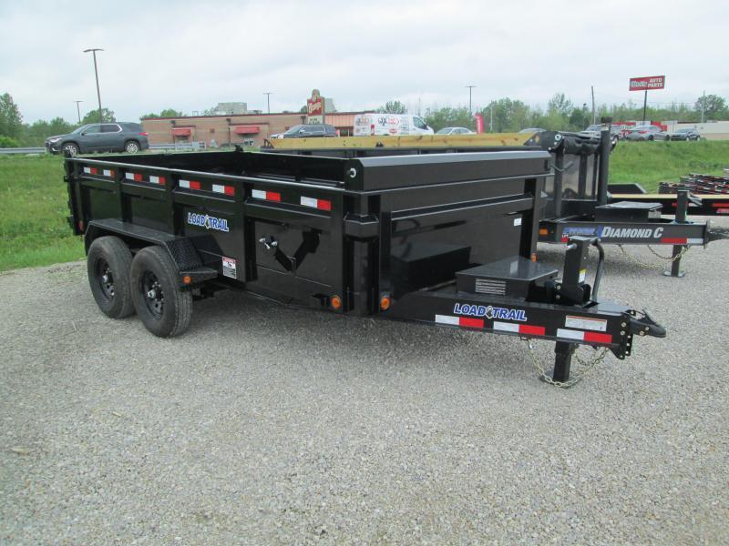 2021 83x14 14K Load Trail Dump Trailer. 36227