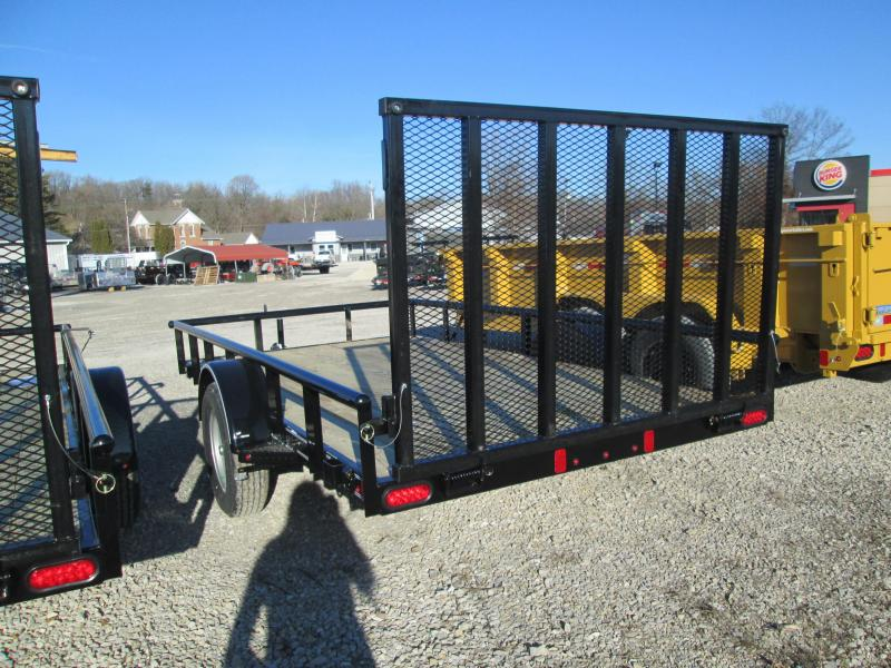 2021 12x77 Diamond C GSA135 Utility Trailer. 40881