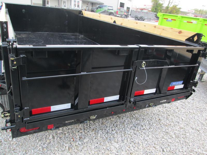 2021 14x81 18K Diamond C LPT208 Dump Trailer. 36081