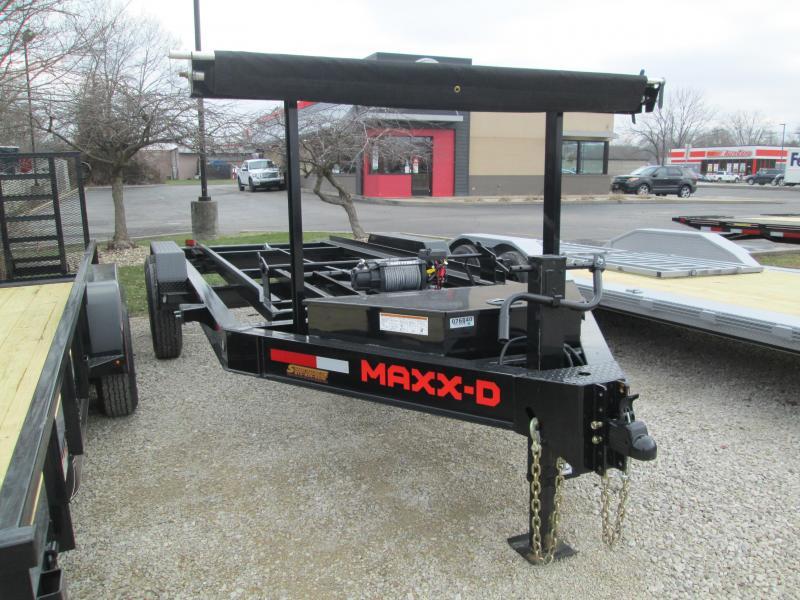 2021 MAXXD ROX8314 Dump Trailer. 76840