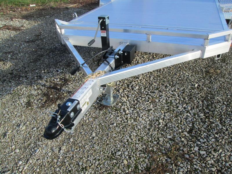 2021 Legend 20' Aluminum Tilt Car Hauler. 17288