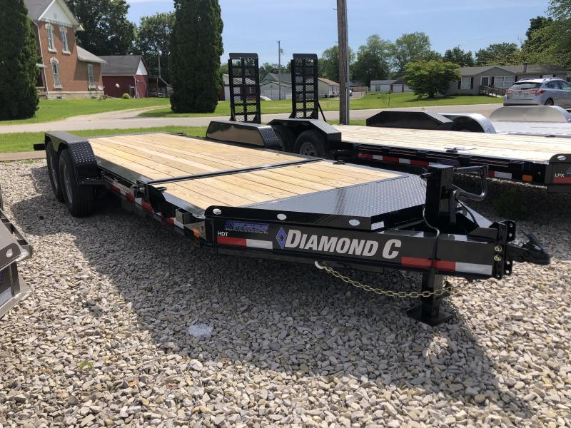 2020 16+4x82 14.9K Diamond C HDT207 Equipment Trailer. 27942