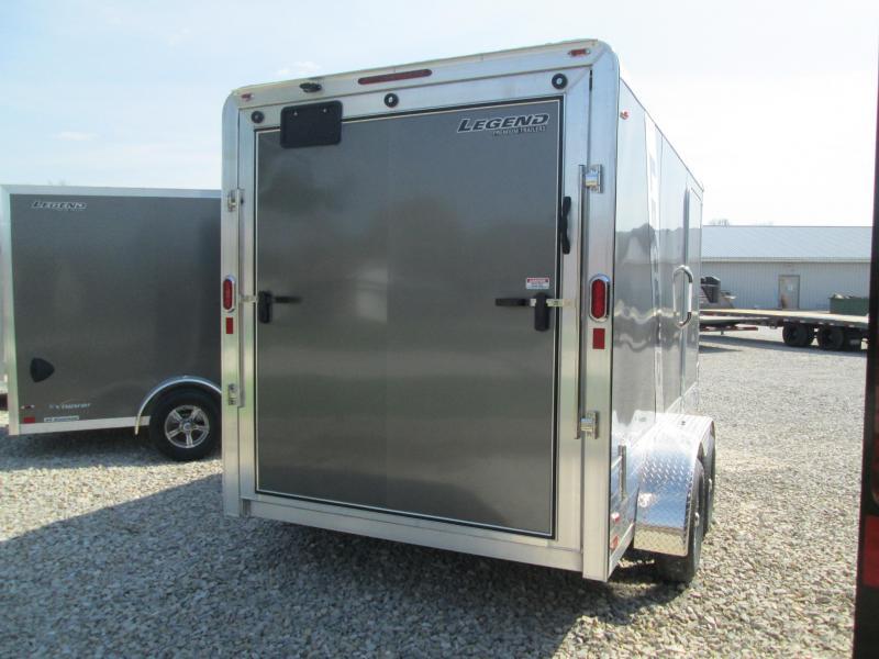 2021 Legend Trailers DVN Enclosed Cargo Trailer