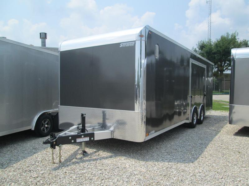 2022 8.5x24 10K Legend Trailmaster Enclosed Cargo Trailer. 317473