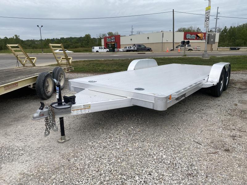2019 18' 7k Hillsboro All Aluminum Carhauler. 29108