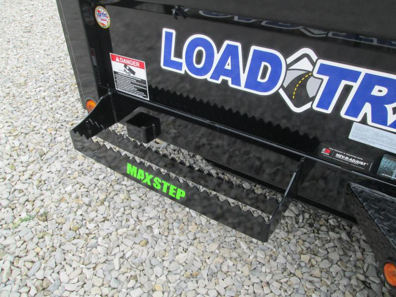 2021 72x12 10k Load Trail Dump Trailer. 33986