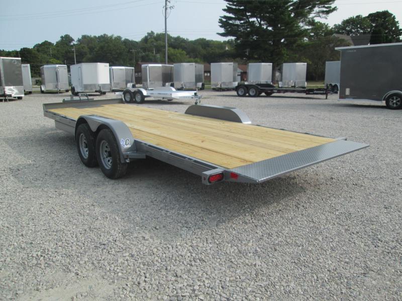 2021 22' 10K Diamond C GTF252 Equipment Trailer. 34849