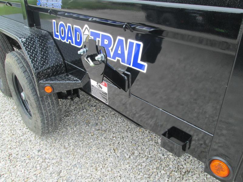 2021 71x12 14K Load Trail Dump Trailer. 34919
