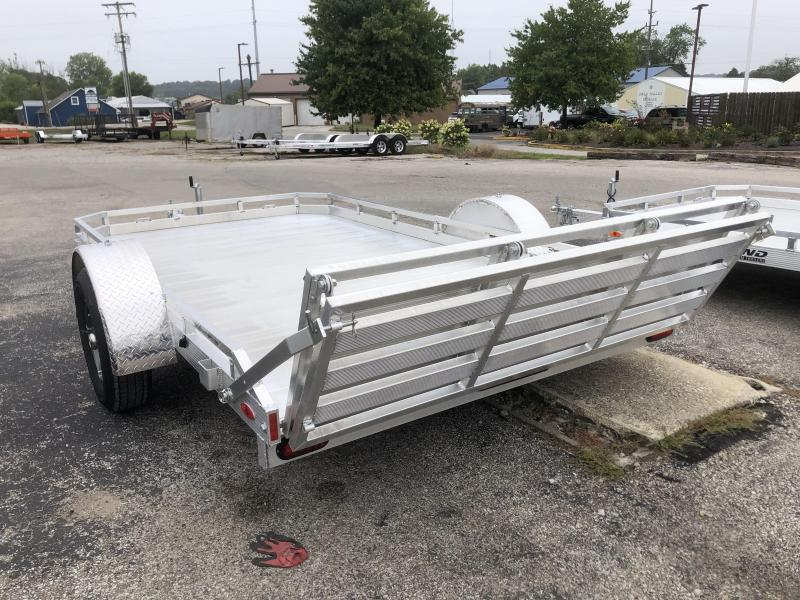 2020 12' Legend Utility Trailer. 17659