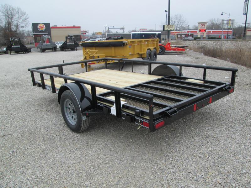 2021 12X83 Diamond C  GSA135 Utility Trailer. 40885