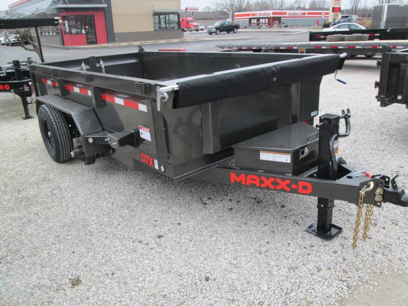 2021 12x72 12K MAXXD Dump Trailer. 79615