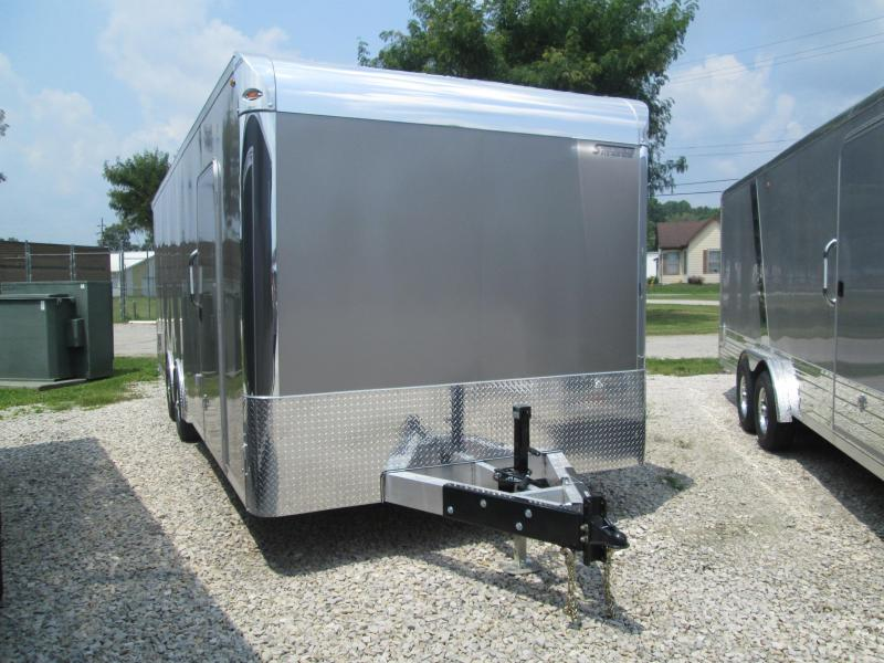 2022 8.5x24 10K Legend Trailmaster Enclosed Cargo Trailer. 317472