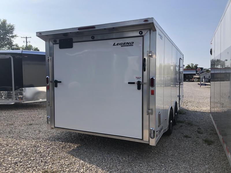 2022 8.5x20 10K Legend TMR Enclosed Cargo Trailer. 317263