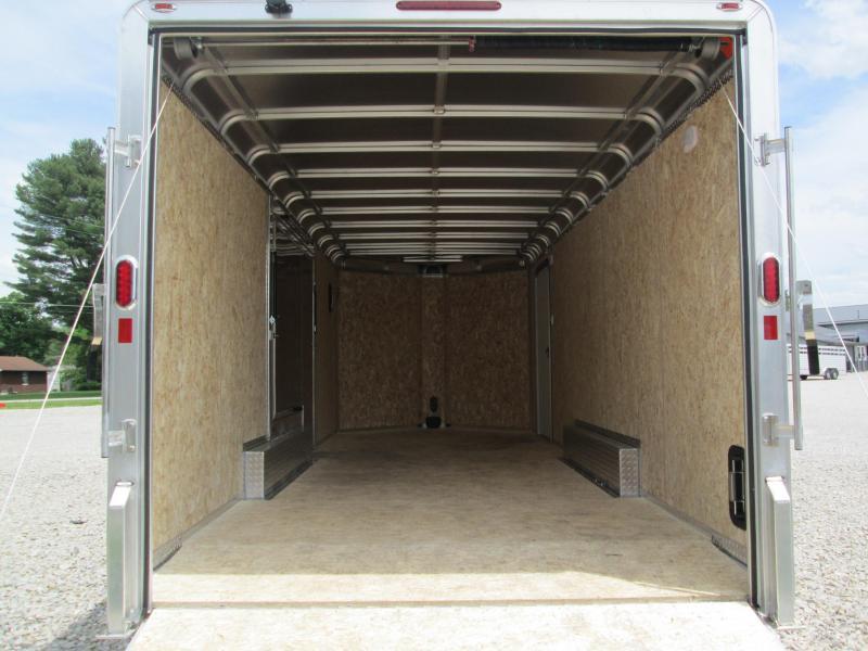 2022 8x20 10K Legend DVN Enclosed Cargo Trailer. 17561