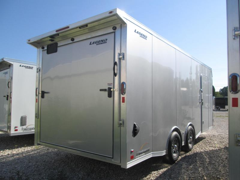 2022 Legend Trailers TrailMaster Enclosed Cargo Trailer