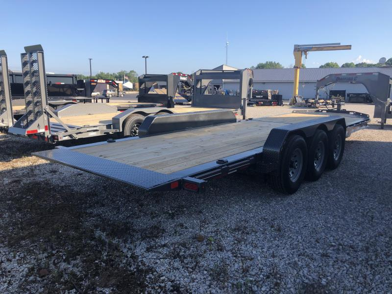 "2020 16'+8'x82"" 24K Diamond C HDT307 Equipment Trailer. 30435"
