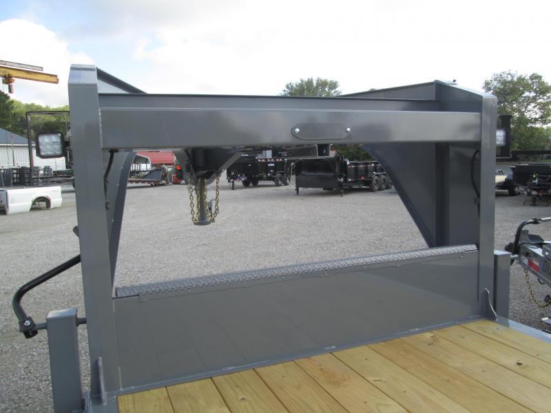 2022 8+16 20K Diamond C HDT210 Equipment Trailer. 52207
