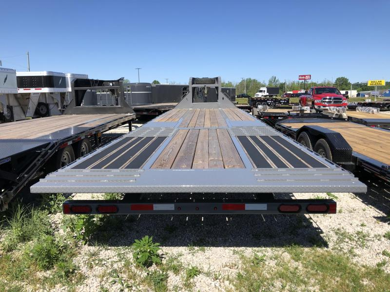 "2020 FMAX 210HDT 20'+12'x102"" 25K Diamond C Engineered Beam Equipment Trailer. 27226"