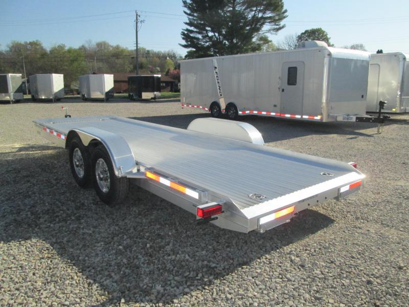 2021 22' 14k Featherlite Aluminum Car Trailer. 155218