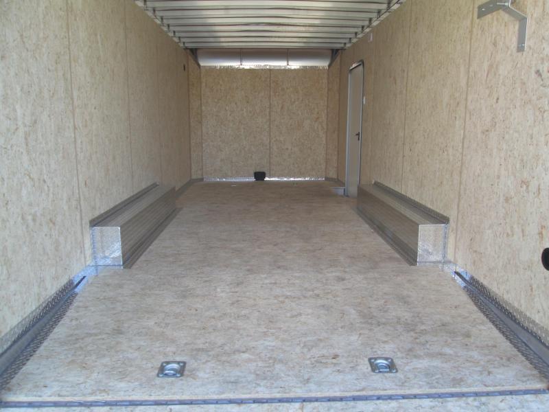 2022 8.5x20 10K Legend Trailmaster Enclosed Cargo Trailer. 317924
