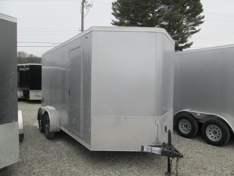 2021 7x14+2 7K Legend STV Enclosed Cargo Trailer. 17978