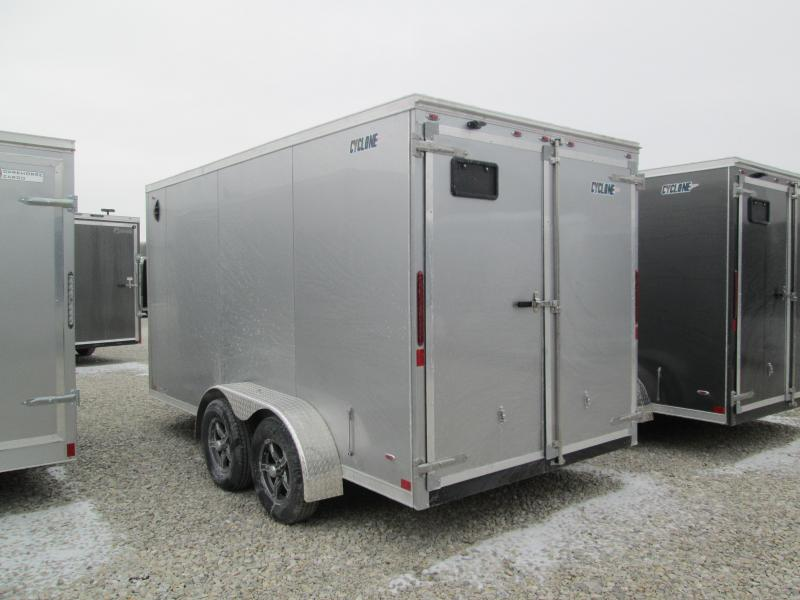 2021 7x14+2 7K Legend STV Enclosed Cargo Trailer. 17978