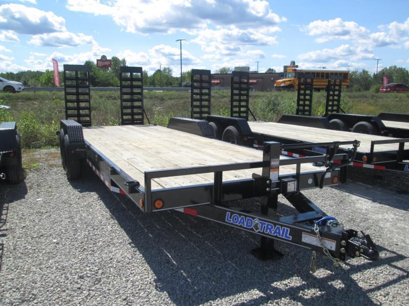 "2022 20'+2'x83"" 14K Load Trail Equipment Trailer. 45234"
