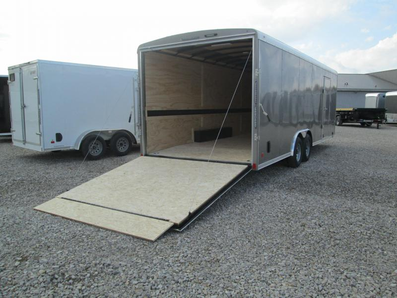 2021 8.5x24 10K Darkhorse Enclosed Cargo Trailer. 102214
