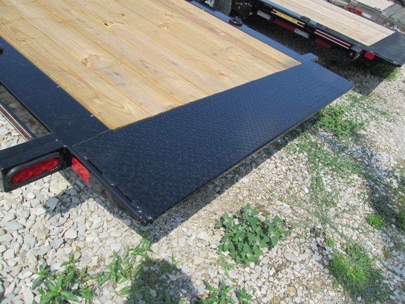 2020 16+4x82 14.9K Diamond C HDT207 Split Deck Tilt Equipment Trailer. 29753