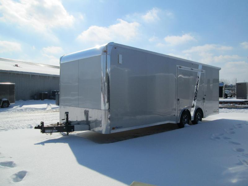 2021 8.5x24 10K Legend Trailmaster Enclosed Cargo Trailer. 17464