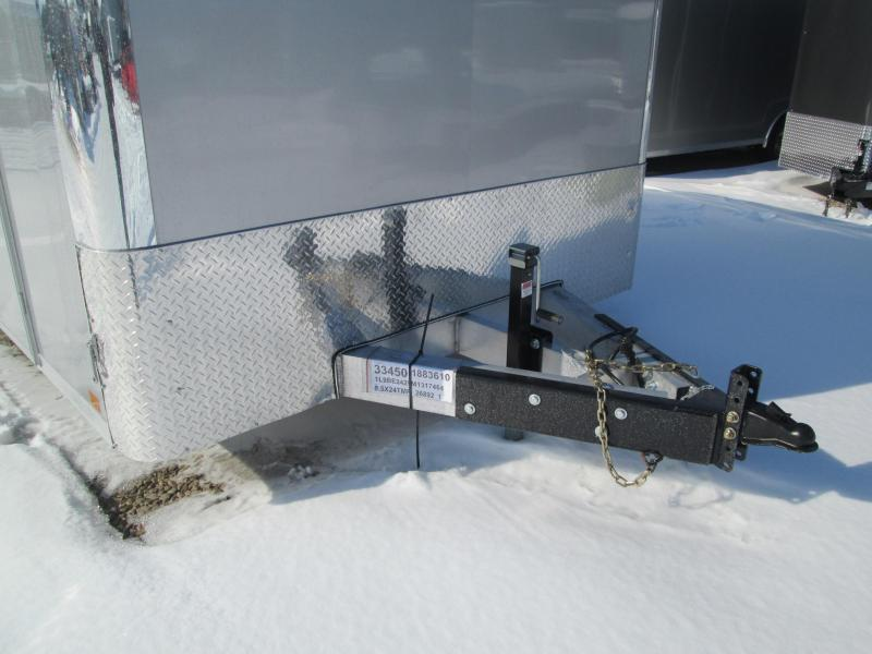 2021 8.5x24 10K Legend Trailmaster Enclosed Cargo Trailer. 17464