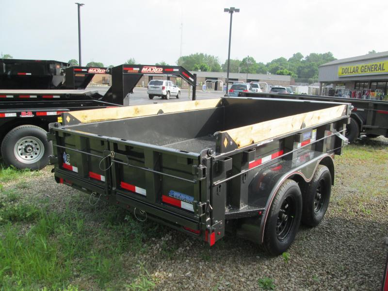 2020 10x77 7k EDG Diamond C Dump Trailer. 30355