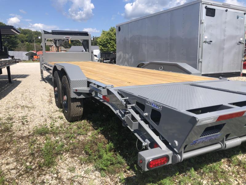 2021 23+3x82 20K Diamond C LPX210 Gooseneck Equipment Trailer. 50935
