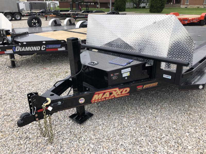 "2020 24'x80"" 10K MAXXD A6X Car / Racing Trailer. 71605"