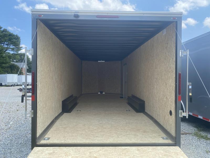 2021 Legend Trailers 8.5X26STV Enclosed Cargo Trailer