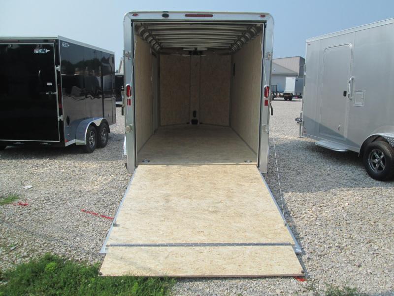2021 7x14-V-Nose 7K Legend DVN Enclosed Cargo Trailer. 317260