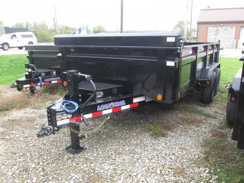 2022 83x16 14k Load Trail Dump Trailer. 50630
