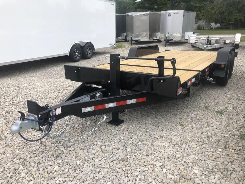 Great Price! 2019 16'+4' 14k Behnke Split Deck Tilt. 49476