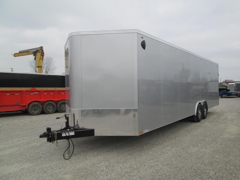 2021 8.5x30 12K Legend STV Cyclone Enclosed Cargo Trailer.