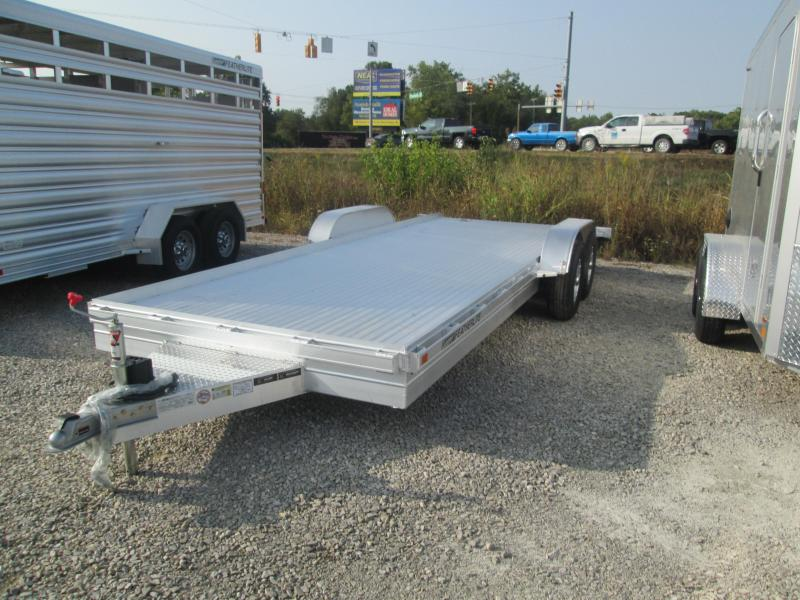 2021 20' 10K Featherlite 3110-0020 Car Trailer. 154396
