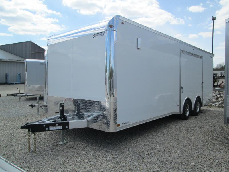 2021 8.5x24 10K Legend TrailMaster Enclosed Cargo Trailer. 17731