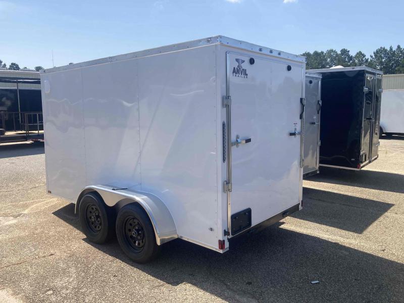 2021 Anvil 6x12ta Enclosed Cargo Trailer