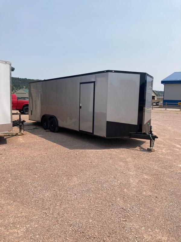 2021 Spartan Cargo 8.5x24ta Enclosed Cargo Trailer