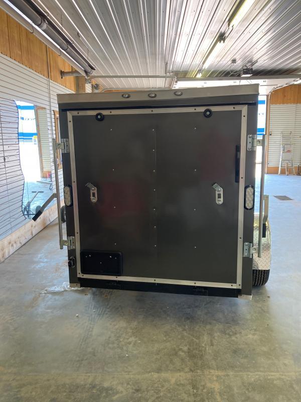 2022 Alfa 5X10 Enclosed Cargo Trailer