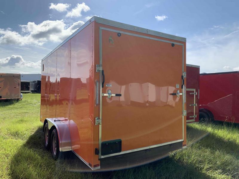 2022 Spartan Cargo 7X16TA Enclosed Cargo Trailer