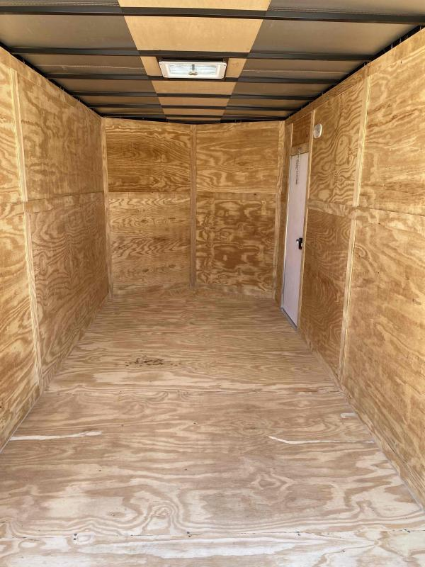 2021 Anvil 7X14TA Enclosed Cargo Trailer